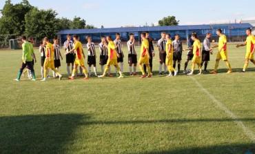 Meci amical al Nationalei jucatorilor fara contract