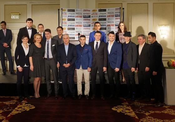 Gala AFAN: Budescu, cel mai bun fotbalist din Liga 1!
