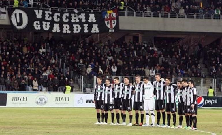 """""""U"""" Cluj, în pericol de neprogramare din cauza datoriilor către jucători"""