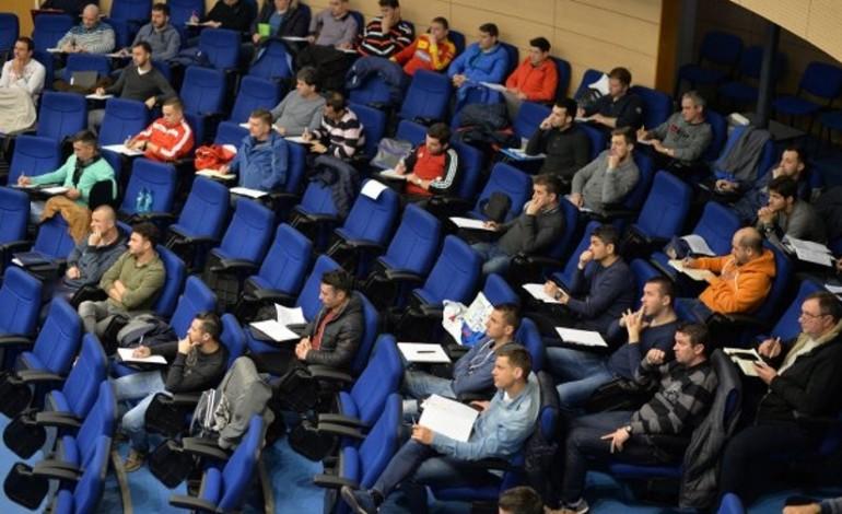 Un nou curs de antrenori pentru licența UEFA B