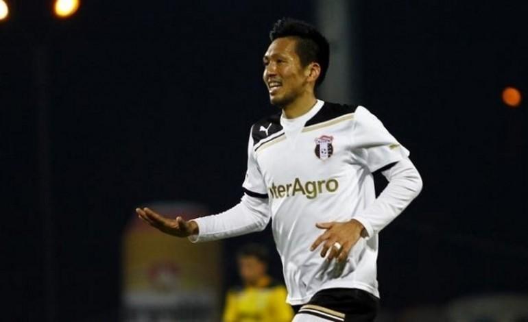Takayuki Seto a ajuns la 200 de meciuri în Liga 1