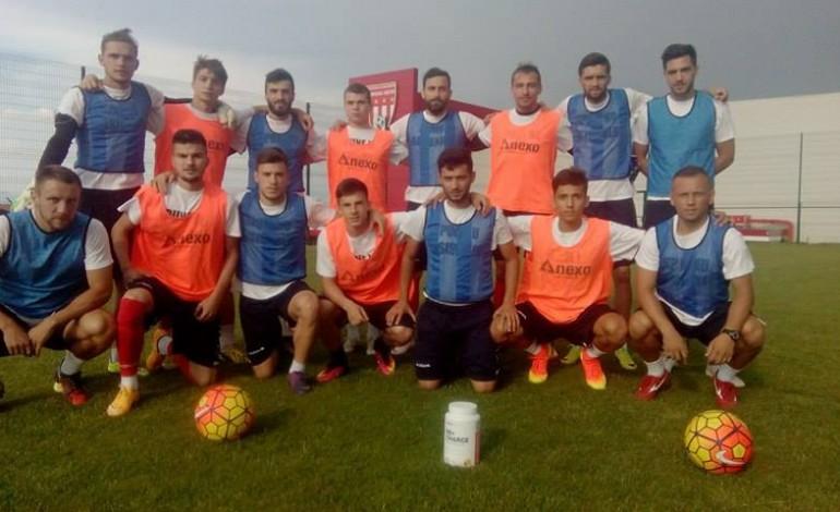 Naționala fotbaliștilor fără contract joacă astăzi la Sofia