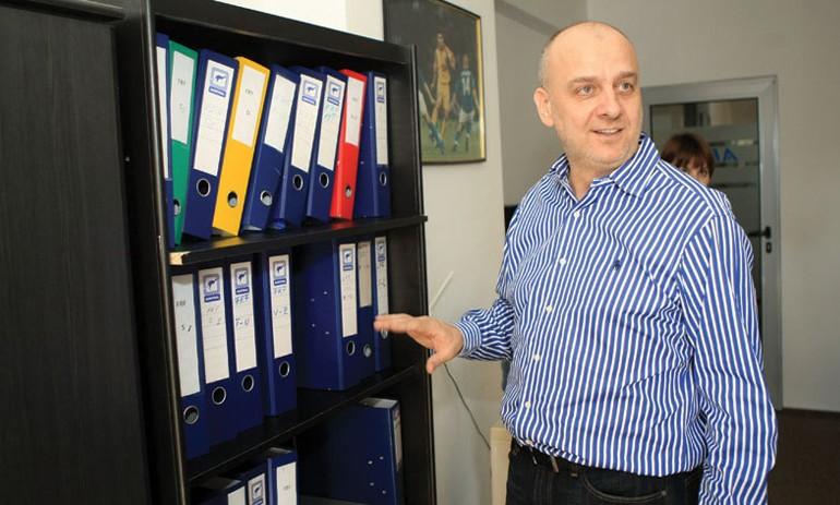 """Dumitru Costin: """"Potrivit regulamentului, Viitorul este campioană"""""""