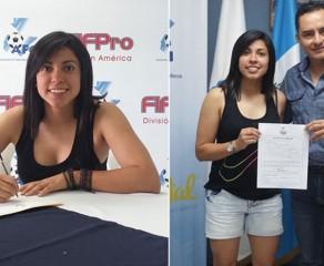 Prima femeie în sindicatul fotbaliștilor din Guatemala