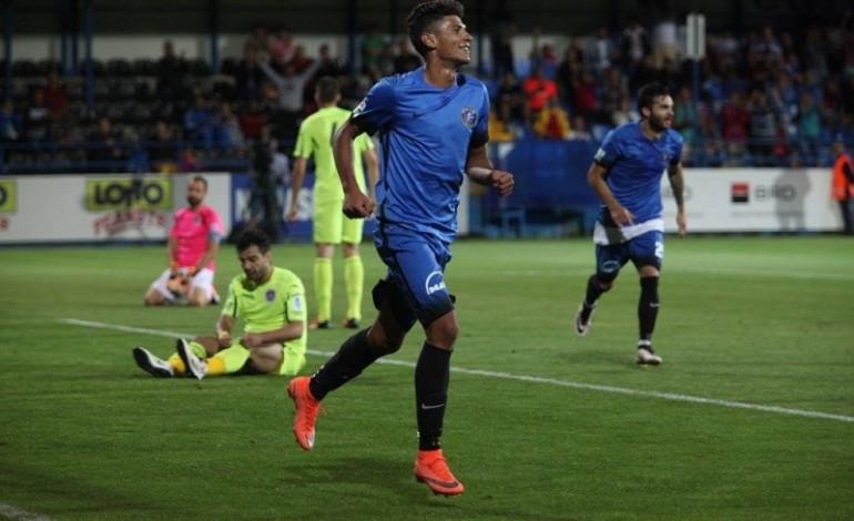 Cinci tineri fotbaliști au marcat în etapa trecută
