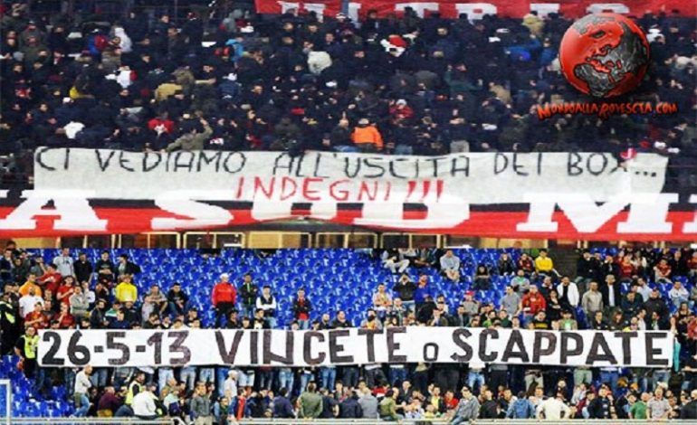 Amenințările la adresa fotbaliștilor din Italia s-au dublat
