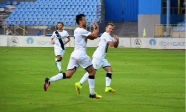 Neplătiți de două luni, fotbaliștii lui Gaz Metan Mediaș au ajuns pe locul 3 în Liga I