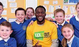 Fotbaliștii britanici au luat parte la 40.000 de acțiuni comunitare în acest sezon