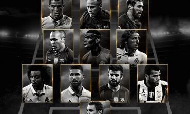 Echipa ideală World 11 votată de fotbaliștii din România
