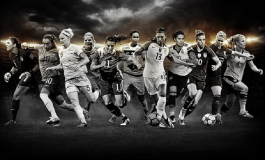 Cele mai bune fotbaliste din lume: World XI