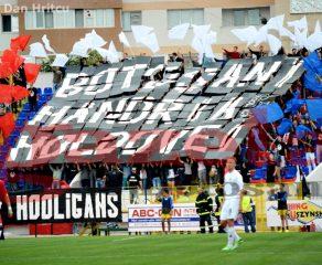 Condiții improprii de deplasare pentru FC Botoșani