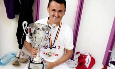 George Cotigă, căpitanul lui SCM Pitești: Dică ne-a spus că putem promova în Liga 1!