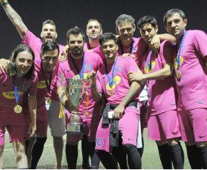 TTA a câștigat Liga Companiilor 2016/2017