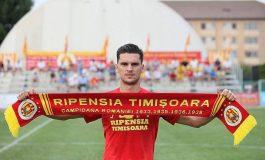 Adrian Popa, căpitanul Ripensiei: Este o motivație în plus să joci pentru un club cu așa istorie