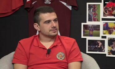 "Liviu Ganea: ""La CFR Cluj, ne-au fost furați banii!"""