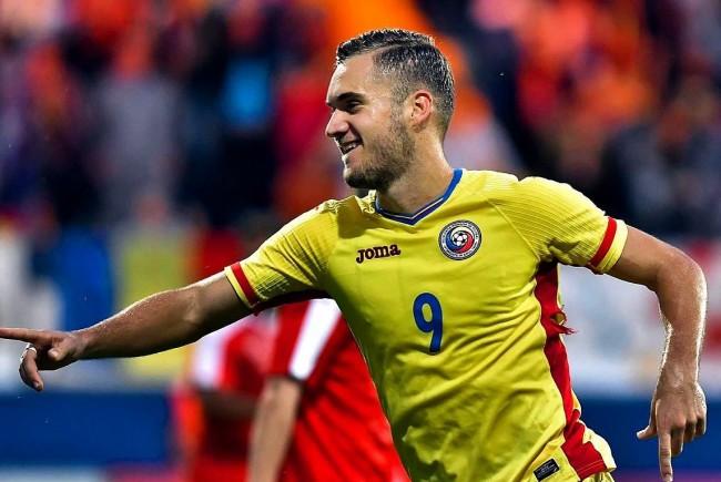 """George Pușcaș, liderul României U21: """"Obiectivul meu e naționala mare"""""""