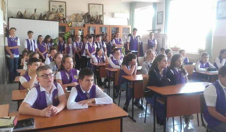 Acțiune caritabilă a fotbaliștilor de la ASU Poli Timișoara