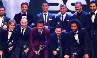 Echipa ideală World 11: fotbaliști de la Real Madrid, Barcelona și Juventus