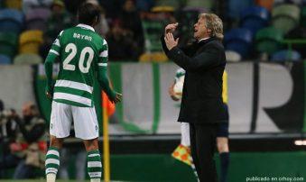 Sporting Lisabona, vinovată de abuz în cazul lui Bryan Ruiz