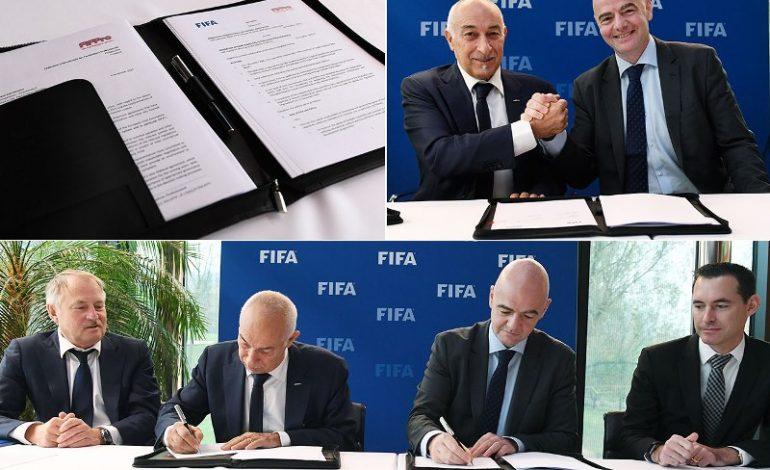 Acord de colaborare între FIFPro și FIFA