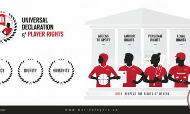 A fost adoptată Declarația universală a drepturilor jucătorilor