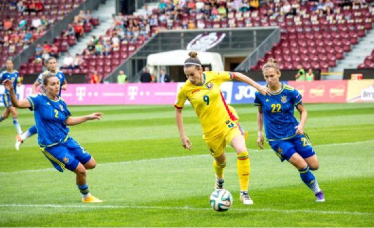 Andreea Părăluță și Laura Rus, pe lista scurtă pentru echipa World XI din fotbalul feminin