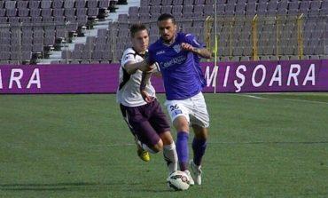 Cristian Melinte, singurul integralist din sezonul regular al Ligii I