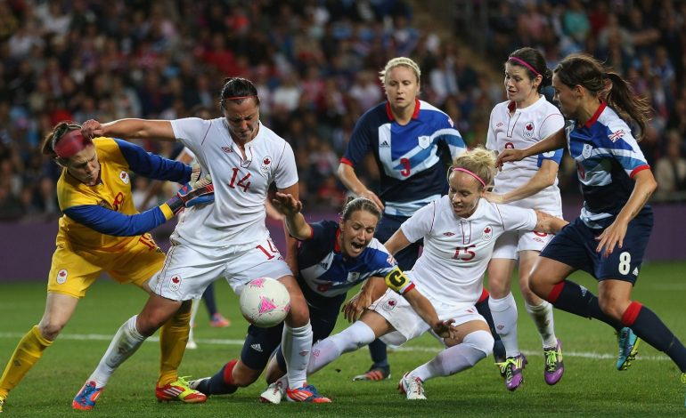 Studiu pentru promovarea fotbalului feminin