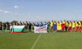 Turneu în Cehia pentru naționala fotbaliștilor fără contract