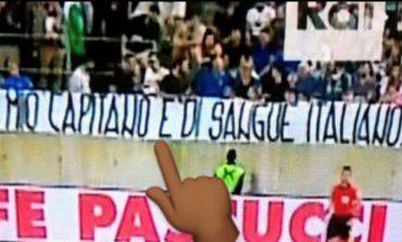 Mario Balotelli, victima unui banner rasist