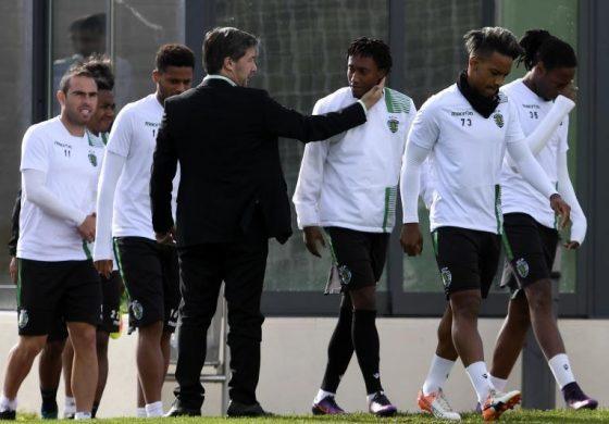 Solidari cu fotbaliștii lui Sporting Lisabona