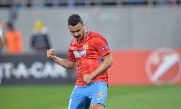 Budescu și Ganea, cele mai multe selecții în echipa etapei din Liga I