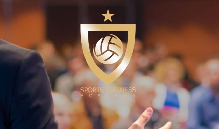 Oportunități pentru sportivii români cu Sports Business Academy
