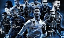 Echipa World11: trio de atac Ronaldo - Messi - Mbappe