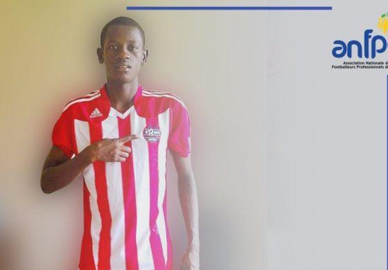 Campanie: fotbalist neplătit de 17 luni în Gabon!