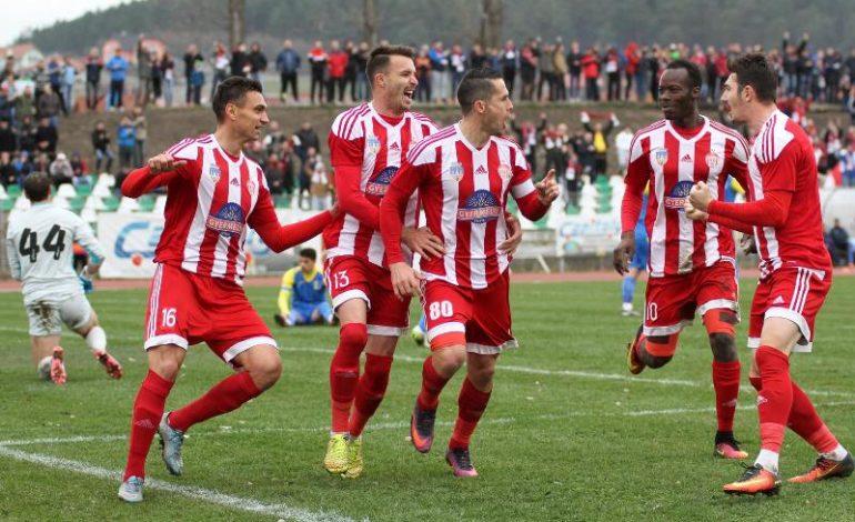 Fotbaliștii de la Sepsi participă la o campanie umanitară