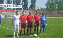 În atenția fotbaliștilor de la Dacia Unirea Brăila