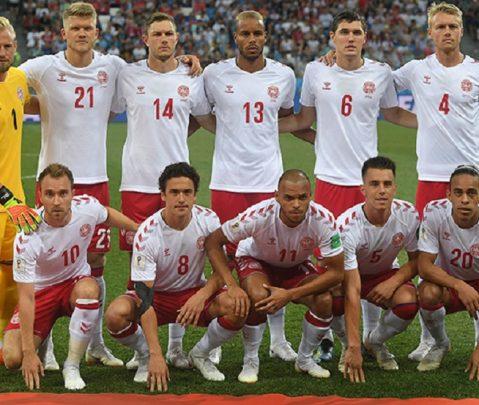 Fotbaliștii danezi și-au impus punctul de vedere