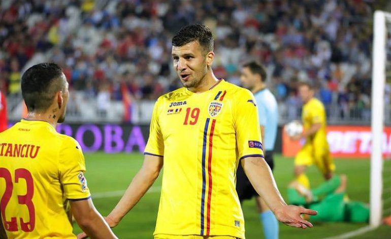 Naționala a contat pe 16 fotbaliști din Liga I în 2018