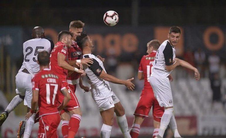 Agresiune verbală împotriva fotbaliștilor lui Dinamo