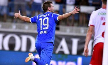 Koljic a înscris golul 300 al actualei ediții a Ligii I