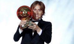 """Luka Modric a câștigat """"Balonul de Aur"""""""
