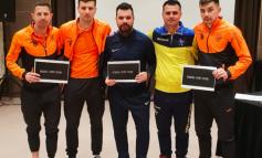 AFAN a discutat cu fotbaliștii din Liga 1 în Antalya