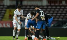 Episod șocant de rasism în fotbalul românesc
