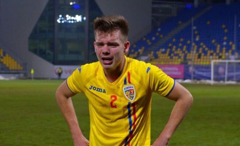 Internațional U19 persecutat la ACS Poli Timișoara