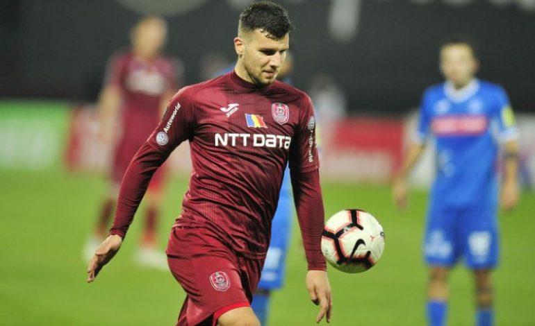 George Țucudean este golgheterul sezonului regulat