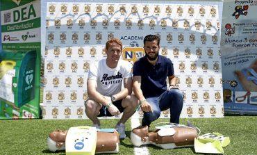 Vestiarele cluburilor spaniole, dotate cu defibrilatoare