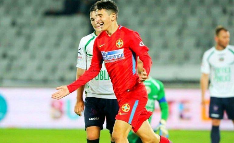 Liga I: Ianis Stoica, cel mai tânăr jucător cu minute în acest sezon