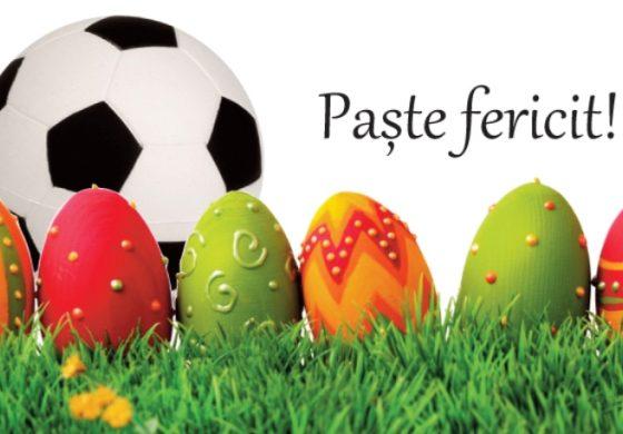 Echipa AFAN vă urează Paște fericit!