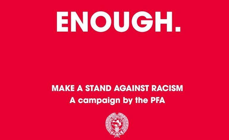 Fotbaliști din toată lumea se alătură campaniei #Enough